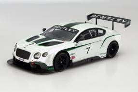 Bentley Continental GT3 2013 Maßstab 1:18