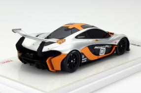 model car McLaren P1 GTR scale 1:43
