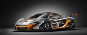 McLaren P1 GTR Pebble Beach 2014