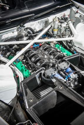 Motor Bentley Continental GT3 2013