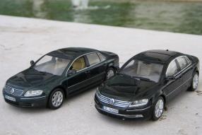 Modellauto VW Phaeton Maßstab 1:43