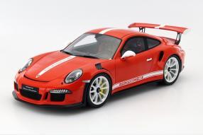 Porsche 911 / 991 GT3 RS Spark Maßstab 1:18