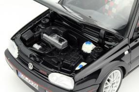model car VW Golf III GTI 20th anniversary scale 1:18