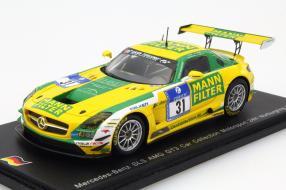 Mercedes-Benz SLS AMG GT3 Maßstab 1:43