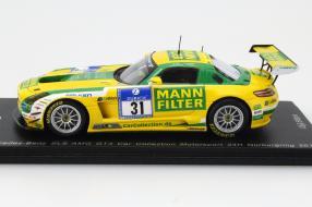 Modellauto Mercedes-Benz SLS AMG GT3 Maßstab 1:43