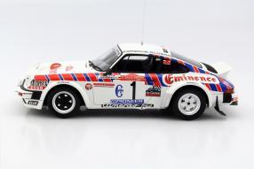 model car Porsche 911 SC San Remo 1981 scale 1:18