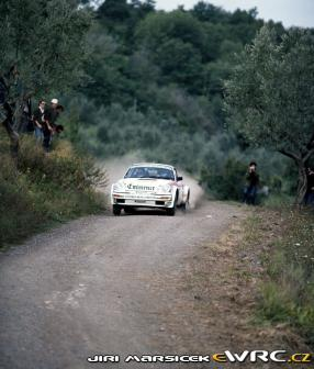 Porsche 911 SC 1981 San Remo