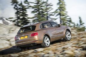 Bentley Bentayga 6.0