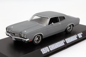 Dom's Chevrolet Chevelle SS Fast and Furious 4 1:43