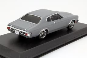 model car Dom's Chevrolet Chevelle SS Fast and Furious 4 1:43