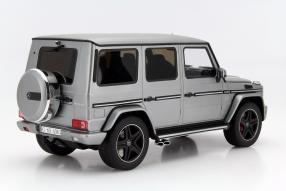 model car Mercedes-AMG G 65 scale 1:18