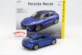 Modellauto Bausatz Porsche Macan 1:24
