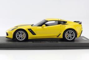 model car Chevrolet Corvette Z06 scale 1:18
