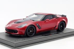 Modell Chevrolet Corvette Z06 Maßstab 1:18