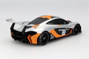 McLaren P1 GTR Maßstab 1:18