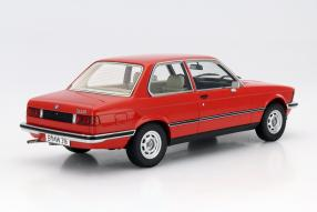 Modellauto 3er BMW 1978 Maßstab 1:18
