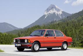 BMW 3er E 21 1975