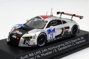 Audi R8 LMS Nürburgring 2015 1:43