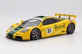 McLaren F1 GTR Maßstab 1:18