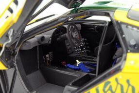 model car McLaren F1 GTR scale 1:18