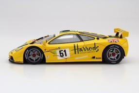 TSM McLaren F1 GTR Maßstab 1:18