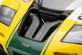 Modell McLaren F1 GTR Maßstab 1:18