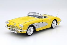 Chevrolet Corvette 1958 1:18