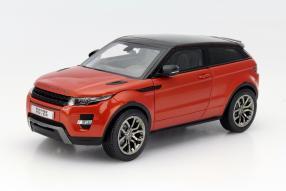 Range Rover Evoque Modellauto Maßstab 1:18