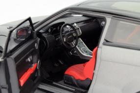 Model car Range Rover Evoque scale 1:18