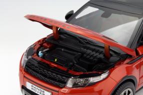 Range Rover Evoque Maßstab 1:18