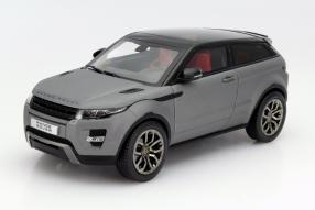 Neu: Range Rover Evoque Modellauto Maßstab 1:18