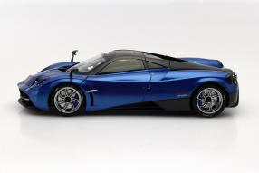 model car Pagani Huayra scale 1:18