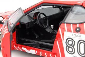 model car BMW M1 scale 1:18 Stuck