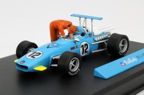 Michel Vaillant Formel 1 1970 1:43