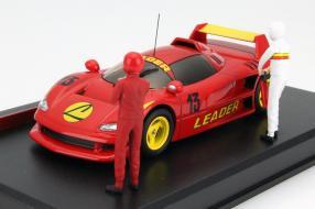 Modellautos Leader Team Michel Vaillant 1:43