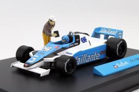model car Michel Vaillant scale 1:43