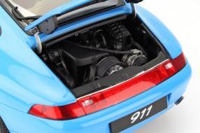 Modell Porsche 911 / 993 Maßstab 1:18