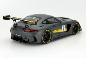 model car Mercedes-AMG GT3 scale 1:18