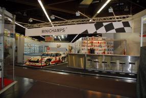 Minichamps Spielwarenmesse 2016