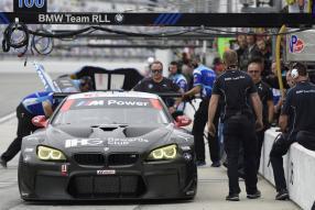 BMW M6 RLL startet in Daytona