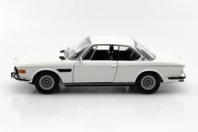 model car BMW 3.0 CSI 1972 scale 1:18