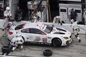 BMW M6 IMSA Daytona Beach