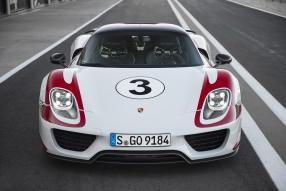 Porsche 918 Weissach Package