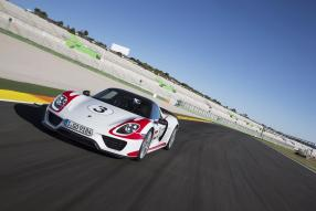 Ausverkauft: Porsche 918 Weissach Package