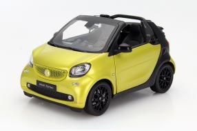 smart fortwo Cabriolet 1:18