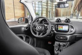 Neues smart fortwo Cabriolet