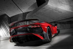 Lamborghini Aventador LP750-4 Superveloce 2014