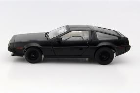 model car DeLorean DMC-12 scale 1:18