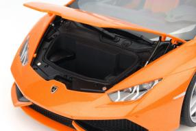 Modell Lamborghini Huracán Maßstab 1:18