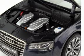 Kyosho Modell Audi A8 Maßstab 1:18